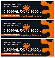 New listing Board Bog - ding repair - surfboard / sailboard / Sup (3 for $22) (3Bbw)