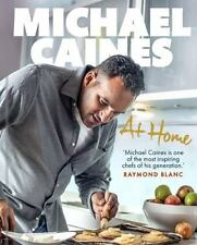 MICHAEL CAINES AT HOME - CAINES, MICHAEL/ GRIFFEN, DAVID (PHT) - NEW HARDCOVER B