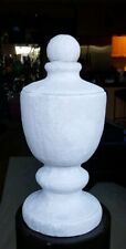 Large Vintage Tabletop Decorative Finial 18""