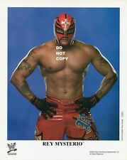 REY MYSTERIO WWE PROMO PHOTO WRESTLING 8x10""