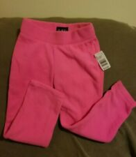 fd97a90de3925 Girls Youth Size S 5/6 Fleece Sweatpants NWT The Childrens Place Brand Pink