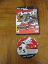 Playstation 2 STARSKY & HUTCH Rated T Teen No Manuel