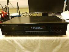 DENON DCD-660 classic 20-bit 8 times oversampling CD player.