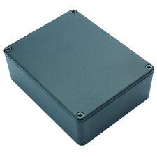 Hammond Black Diecast Enclosure 120 x 94 x 42mm 1590BBSBK