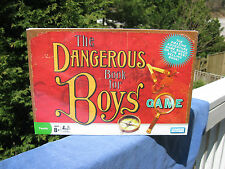 The Dangerous Book for Boys Game By Hasbro New & Factory Sealed!