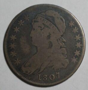 1807 Capped Bust Half Dollar ZC216