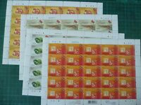 China Hong Kong 2013 Full S/S New Year of Snake stamps