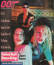 MAGAZINE OOR 1989 nr. 02 - R.E.M./TODD TERRY/KEVIN SAUNDERSON/SLY & FAMILY STONE