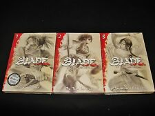 Blade of the Immortal: Complete Series - Brand New Vol. 1,2,3 Anime DVD Set