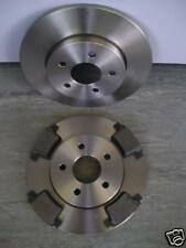 JAGUAR X-TYPE REAR BRAKE DISCS & PADS 2.0,2.5 (2005 - 2009)