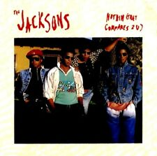 """7"""" - THE JACKSONS - NOTHIN (THAT COMPARES 2 U) SPANISH ISSUE 1989 NEW LISTEN*OYE"""