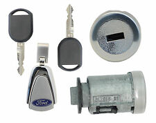 Ford Focus 2006-2011 Ignition Lock w/ 2 Transponder Keys-Coded to your key!