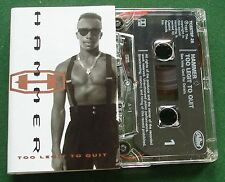 Hammer Too Legit to Quit Long Play Cassette Tape - TESTED