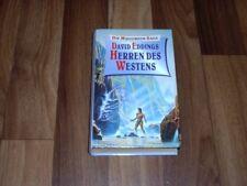 David Eddings -- MALLOREON-SAGA  #  1 // Herren des Westens / Hardcover 1996