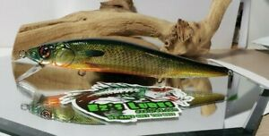 Ez's CUSTOM WRAPPED 130 JERKBAITS