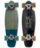 Mindless Stained Daily III Longboard, 2 Colours