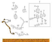 TOYOTA OEM 00-04 Tacoma-Power Steering Pressure Hose 4441104110