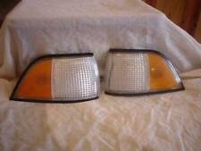 Side Marker Lights 1988 - 1990 Chevrolet Cavalier Reproduction Read Ad