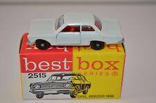 Bestbox Best Box 2515 Opel Rekord perfect mint in box super model