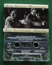 John Cougar Mellencamp The Lonesome Jubilee Cassette Tape - TESTED
