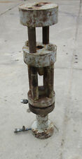 Weld Coupon Tinsel Bend Test Stand 30 Ton Hydraulic Guided Strap Tester 2