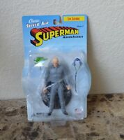 DC Direct Silver Age Superman Series 1 Lex Luthor 6-Inch Action Figure Rare