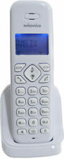 Swissvoice Aeris 124 124T Mobilteil Erweiterungsset für Gigaset & Telekom weiß