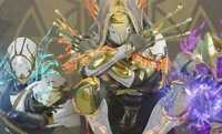 Solstice Of Heroes Full Armor Set+ Masterworked For PS4/ XBOX / PC