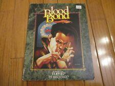 Vampire The Masquerade Blood Bond