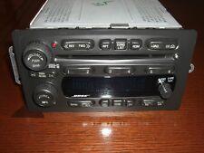 2002-06 GM GMC CHEVY OEM Factory BOSE Stereo AM/FM Radio 6 Disc CD Changer RADIO