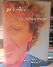 Kiss ME Like A Stranger SIGNED by Gene Wilder & Karen Wilder 1st Edition
