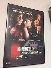 Murder in New Hampshire (DVD, )  Helen Hunt,  based on true story, lifetime , #2