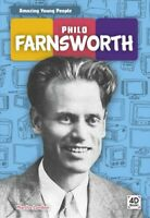 Philo Farnsworth, Paperback by London, Martha, Like New Used, Free shipping i...