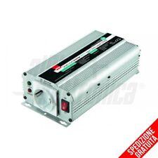 INVERTER 1500W MAX PER AUTO CAMPER BARCHE CAMPEGGIO 12V-220V mod. KINV0600