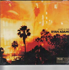 CD ALBUM RYAN ADAMS / ASHES & FIRE / NEUF, SCELLE - MINT, SEALED