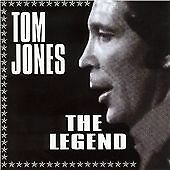 Tom Jones - Legend [Dressed to Kill] (Live Recording, 2002) cd album