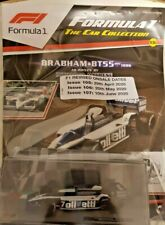 F1 FORMULA 1 = THE MODEL CAR COLLECTION # 106 = BRABHAM BT55 - 1986