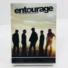 Entourage: The Complete Eighth Season (DVD, 2012, 2-Disc Set) HBO