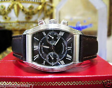 BUCHERER Archimedes Stainless Steel 1872-500 Chronograph Men's Watch