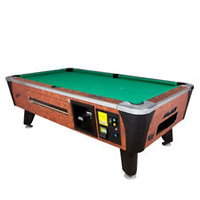 Dynamo Billiards Sedona Pool Table - Coin Op with Dba - 8'