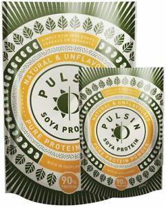 PULSIN | Vanilla Chocolate Chip Protein Booster 50g (18 Pack )