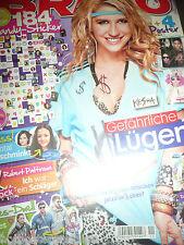 Bravo Nr. 11 2010 Nina Dobrev Lady Gaga Menowin Poster Sibel Kekilli A. Lavigne