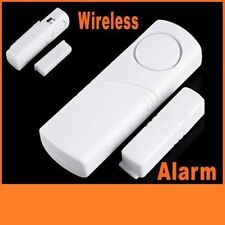 Window and Door Entry Safety Security Alarm Two Quantity x 2pcs