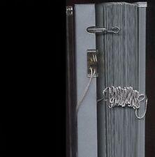 Alu Jalousie Jalousette Fenster Aluminium Rollo 90 x 160 cm Farbe silber Neu