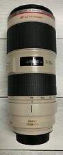 Canon EF 70-200mm f/2.8L IS II USM Free Shipping Great Condition! Tripod Mount!