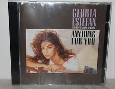 CD GLORIA ESTEFAN  & MIAMI SOUND MACHINE - ANYTHING FOR YOU - NUOVO  NEW
