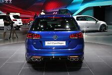 Réflecteur Autocollant VW Polo 6r GOLF R VARIANT catadioptre rouge R R-line TDI TSI