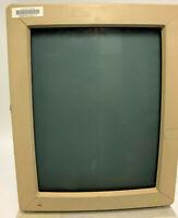 Vintage Apple Macintosh Portrait Display, model M1030, untested