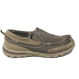 Skechers Superior Milford Slip On Loafers Mens Size 9 Sneakers Relaxed Fit 64365