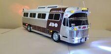 1968 Dina Olimpico ADO LED LIGHTS new 1/32 Autobus Dina